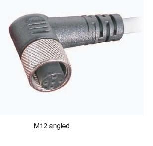 Cablu senzor cu terminal in unghi V2-3/W/P/2M
