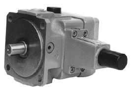 Pompa hidraulica cu paleti PV2V3-30-25-D1MC100A1