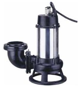 Pompa submersibila cu tocator DSK 10 1