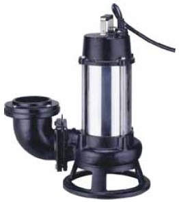 Pompa submersibila cu tocator DSK 10 A1