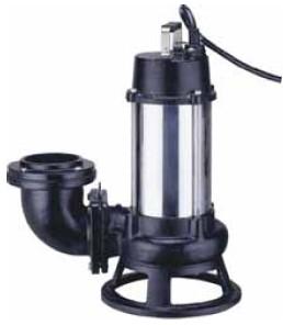 Pompa submersibila cu tocator DSK 20 3
