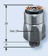 Senzor presiune 0166-406-01-1-021