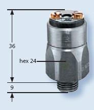 Senzor presiune 0166-409-01-1-033
