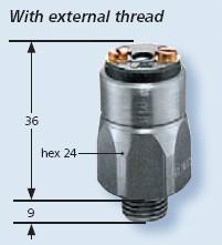 Senzor presiune 0169-417-01-1-001