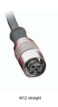 Cablu senzor cu terminal drept V2-5/P/2M