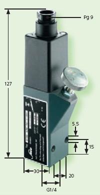 Senzor presiune 0159-428-14-1-001