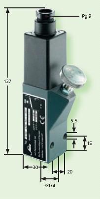 Senzor presiune 0159-429-14-1-001