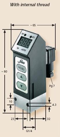Senzor presiune 0570-468-14-1-001