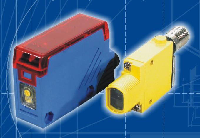 Senzor optic patrat RP64-D0500D-CY6Q5UE-SB