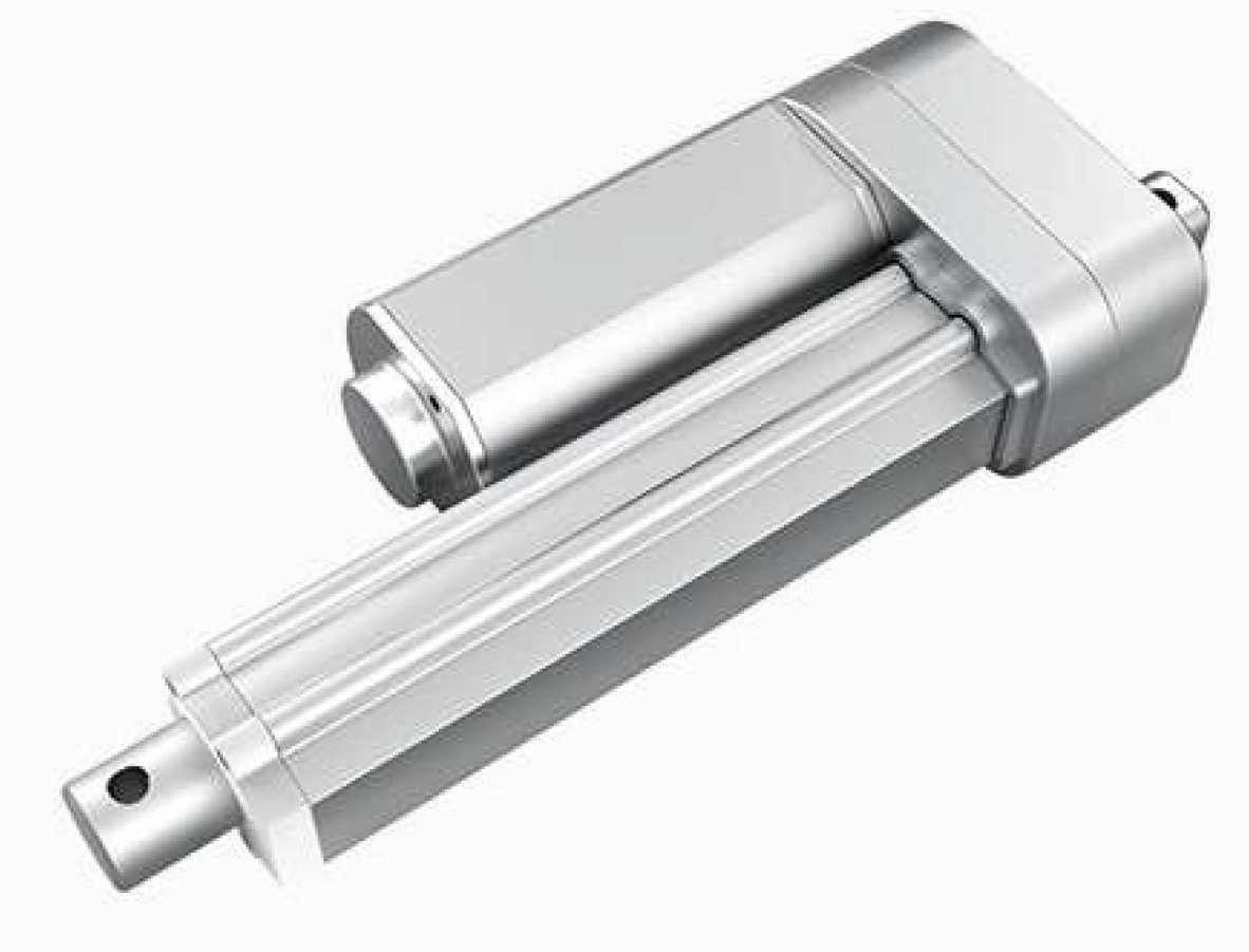 Actuator liniar Jie Cang JC35W-050-11-24-100-B