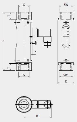 Debitmetru Meister RVO/U-1/150
