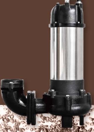 Pompa submersibila TJK 75 3 cu piedestal