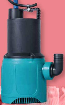 Pompa submersibila TPV 200 A cu plutitor