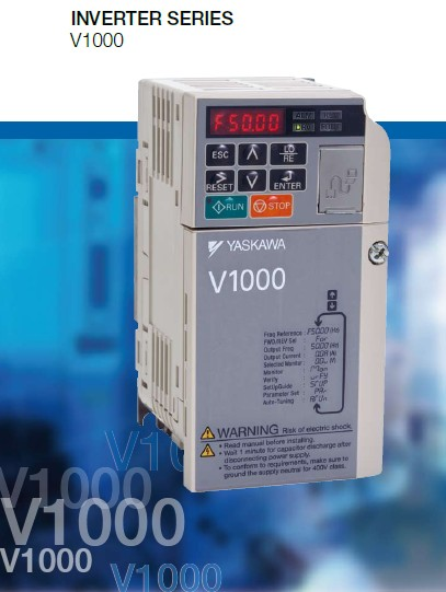 Convertizor CIMR-VC4A0004BAA